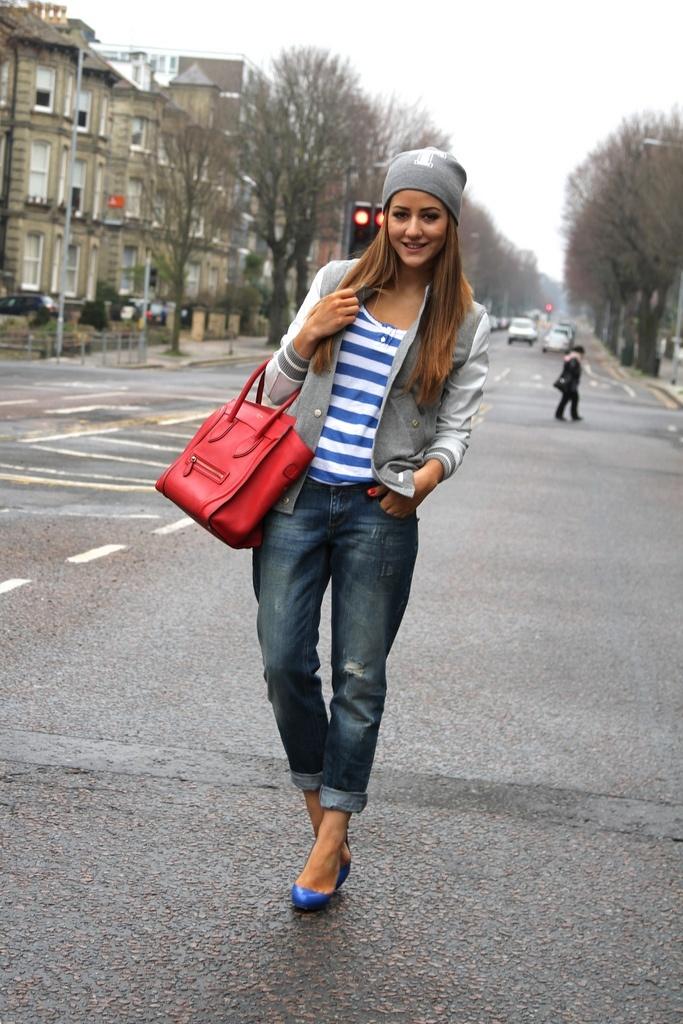 Stylish Boyfriend jeans
