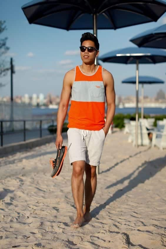 Men S Beachwear And Swimwear