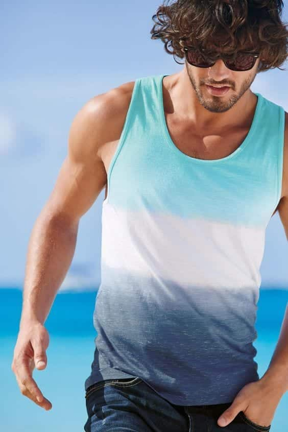 beach style for men
