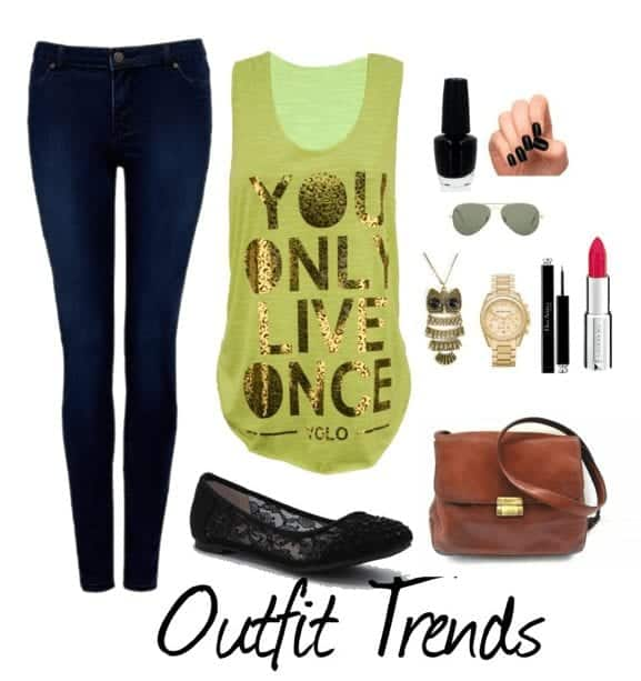 a6dc498a26df 10 Most Funky Summer Outfits For Teenage Girls to Try