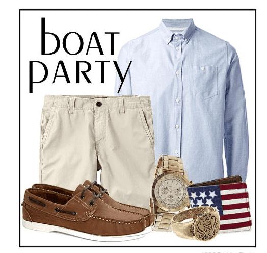 what men should wear for beach