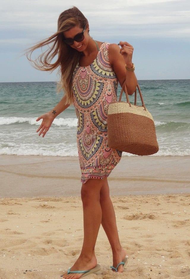 women beach dresses