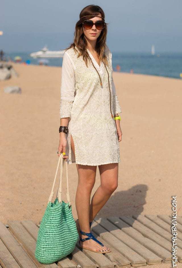 women beach outfit ideas