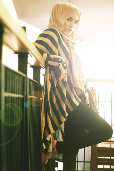 Latest trends in Hijab fashion