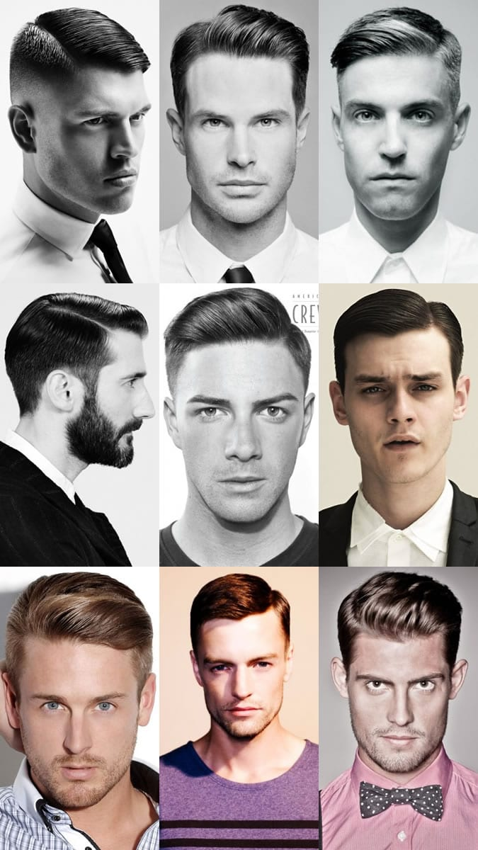 Short Quiff Hairstyle Ideas for men