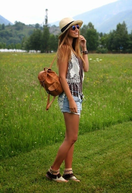 cool Summer hats for girls