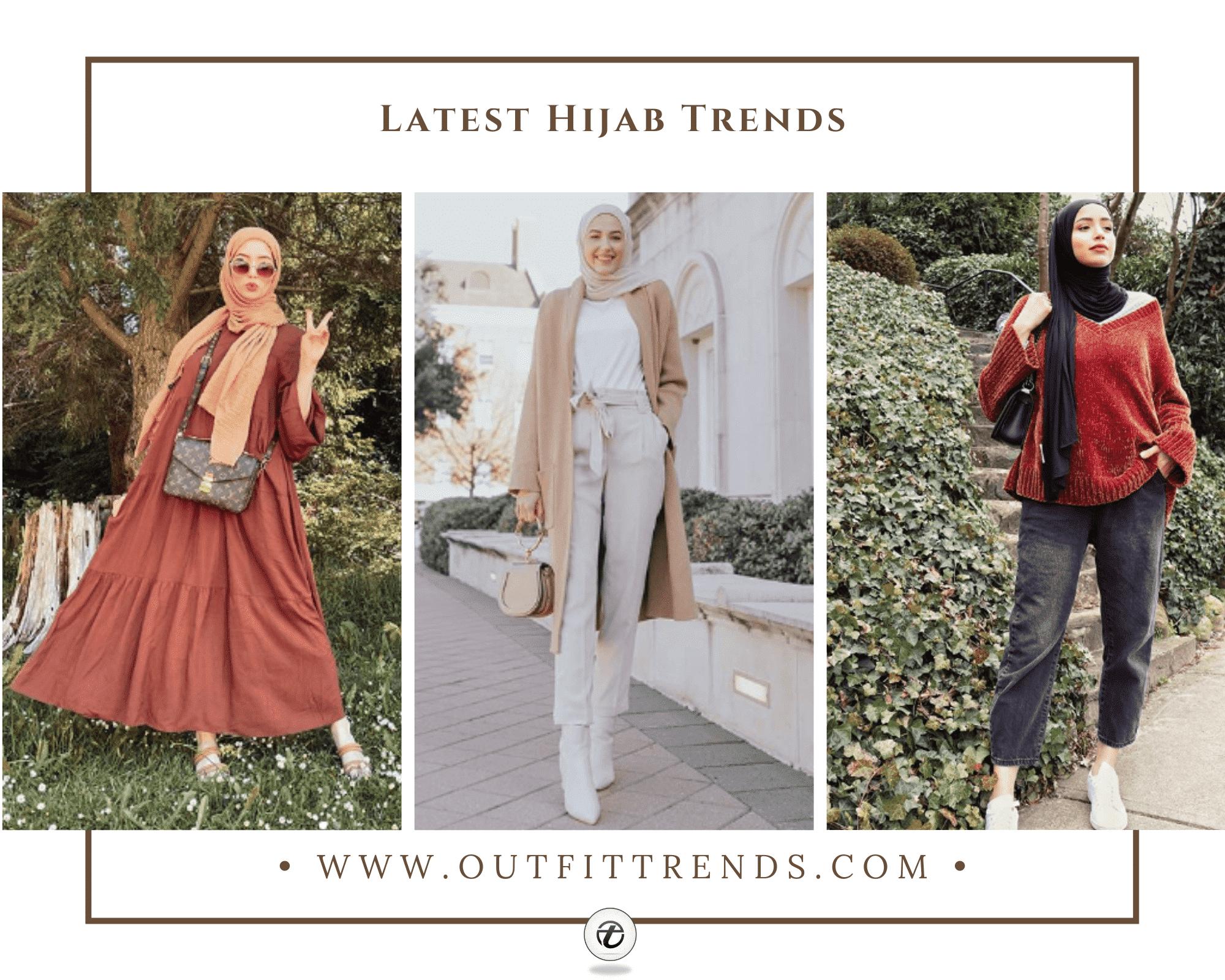 How to Wear Hijab Fashionably 25 Modern Ways to Wear Hijab