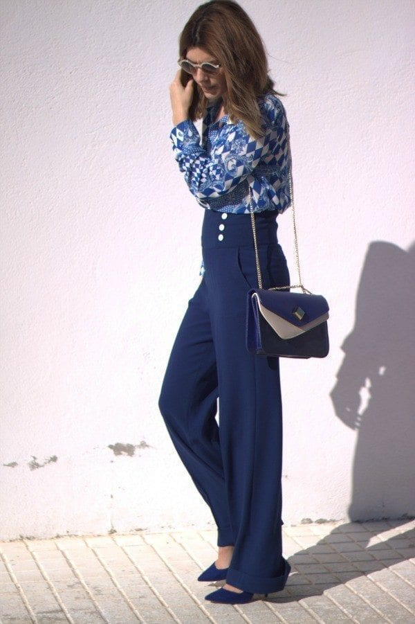 9a9d8369e05 28 Modern ways to Wear Palazzo Pants with other Outfits
