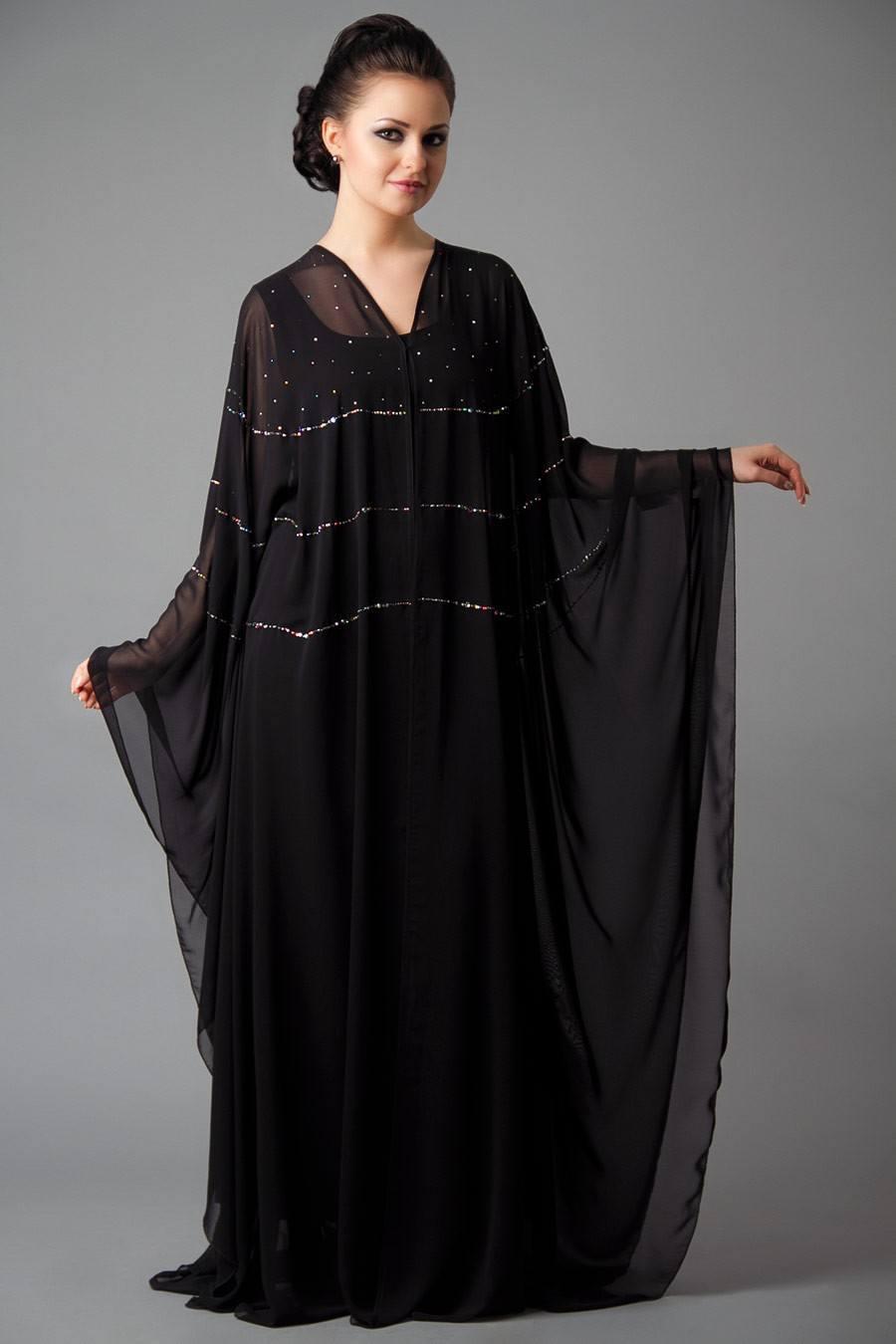 Stylish Black Abayas