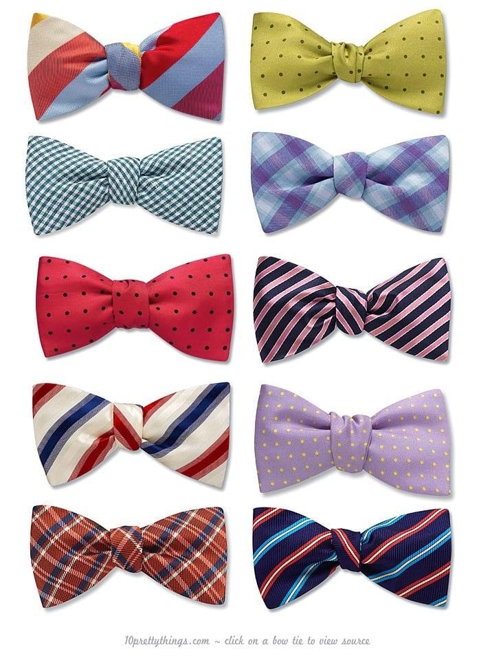 Latest Bow Tie fashion