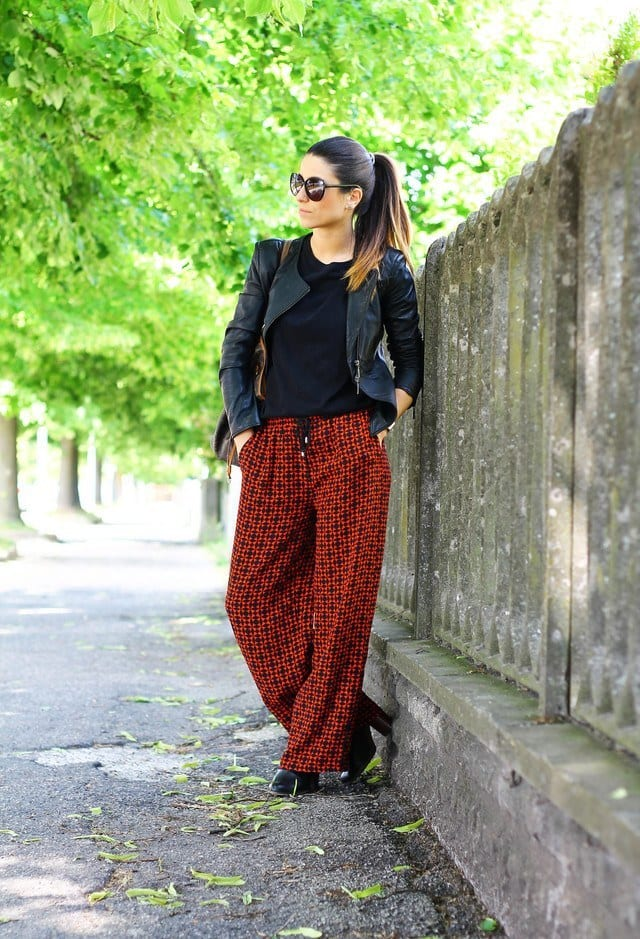 Latest Palazoo Pants Fashion