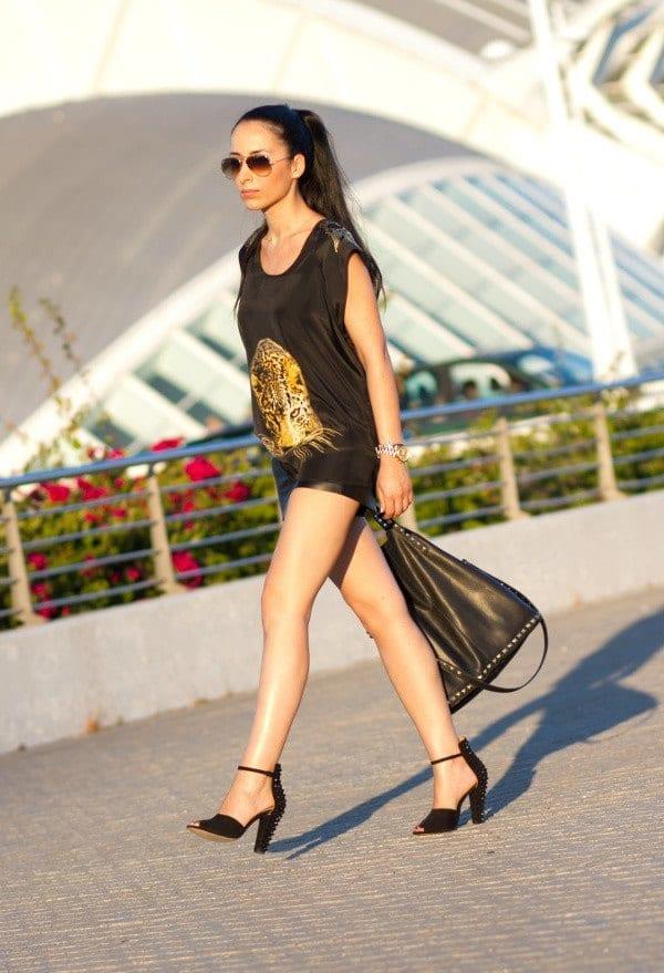 Leather shorts Ideas