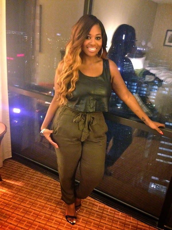 Plus size black women style