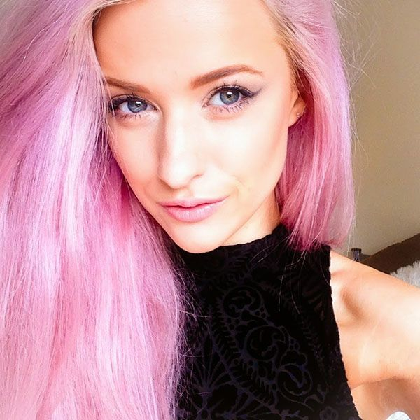 Purple and Pink hair ideas