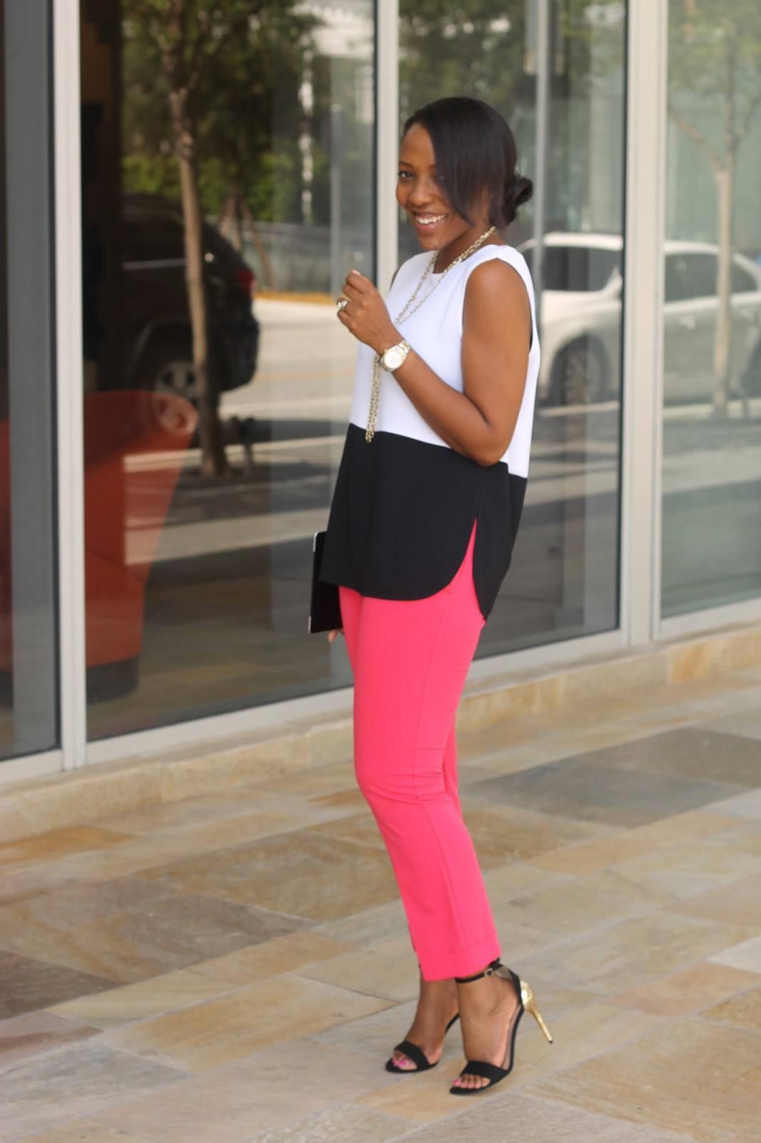 Work wear black women