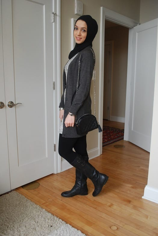 40 Stylish Ways To Wear Hijab With Jeans For Chic Look