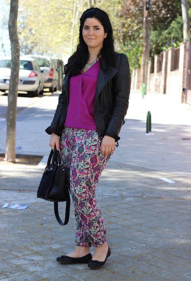 baggy pants for plus size women