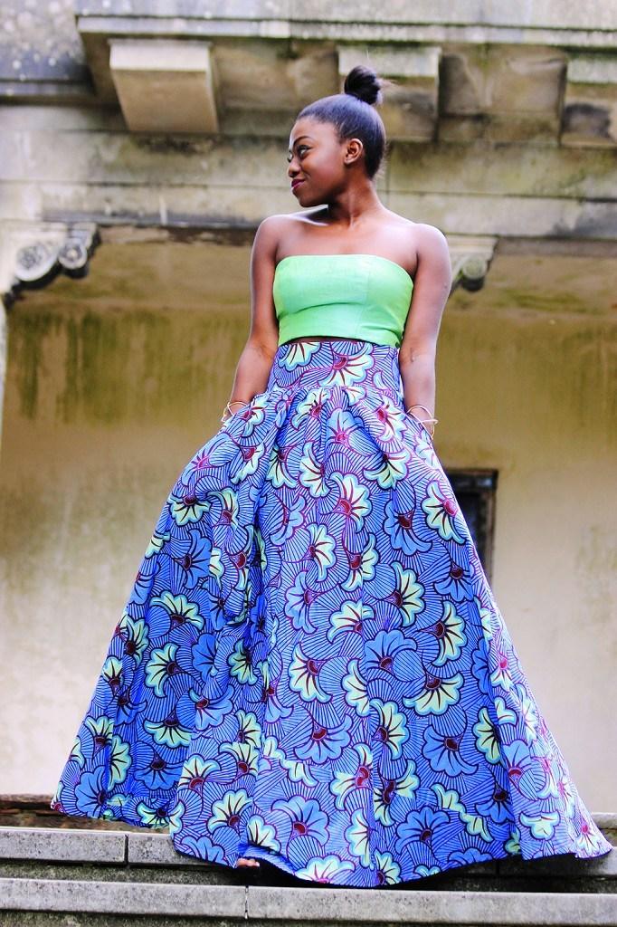 black girl clothing style