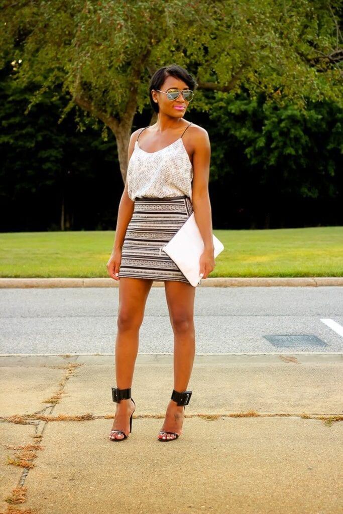 black women in fashion