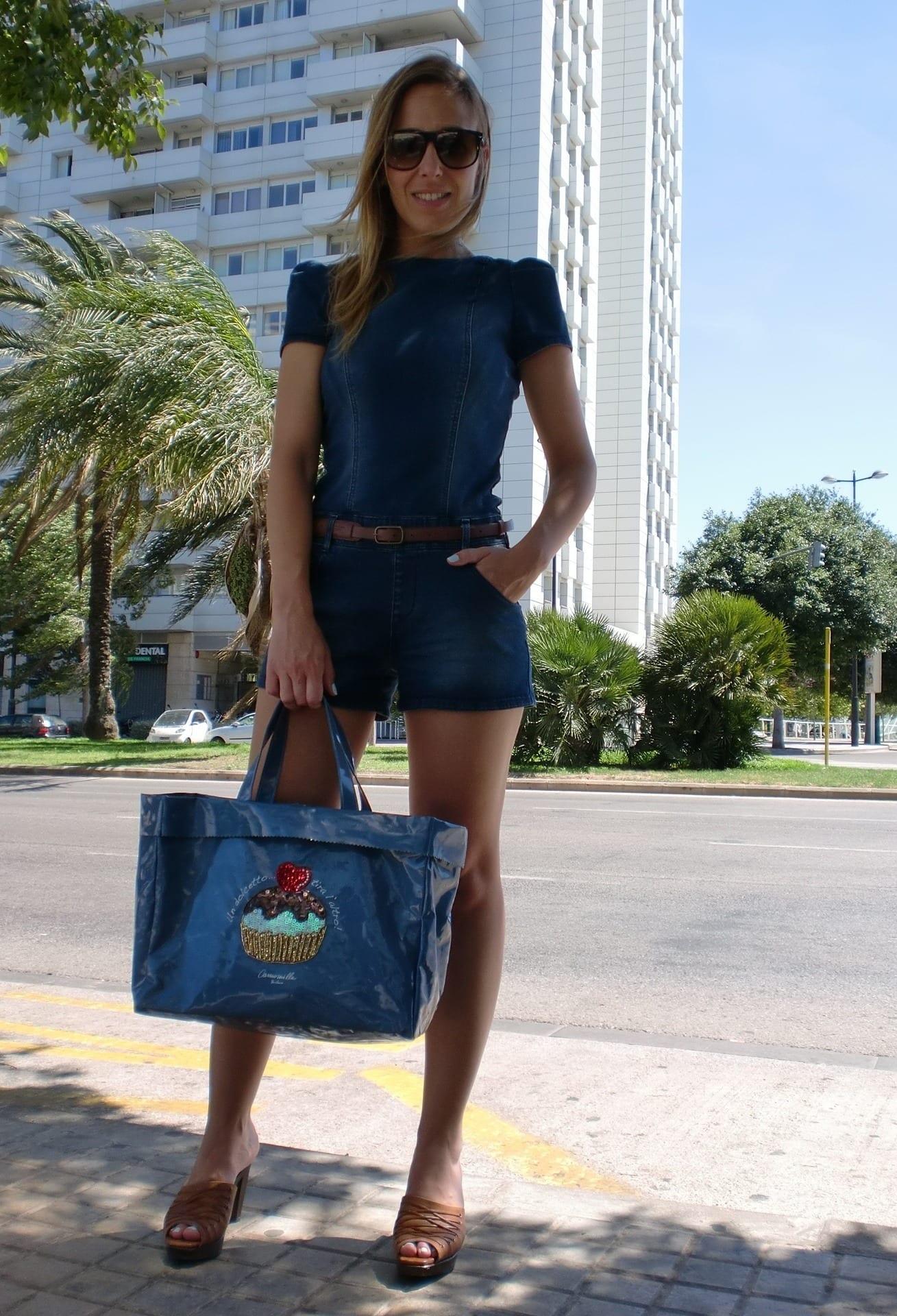 denim summer dresses women