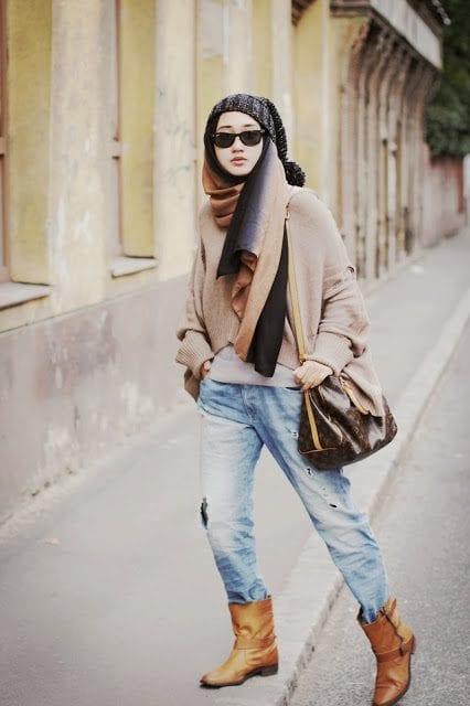 dian pelangi style hijab style