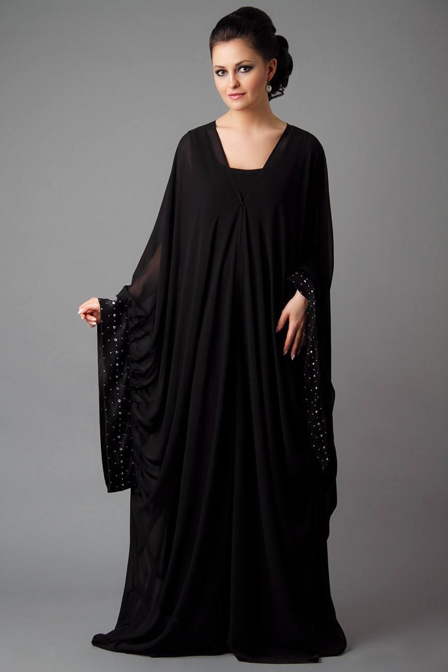 khaleeji abaya fashion