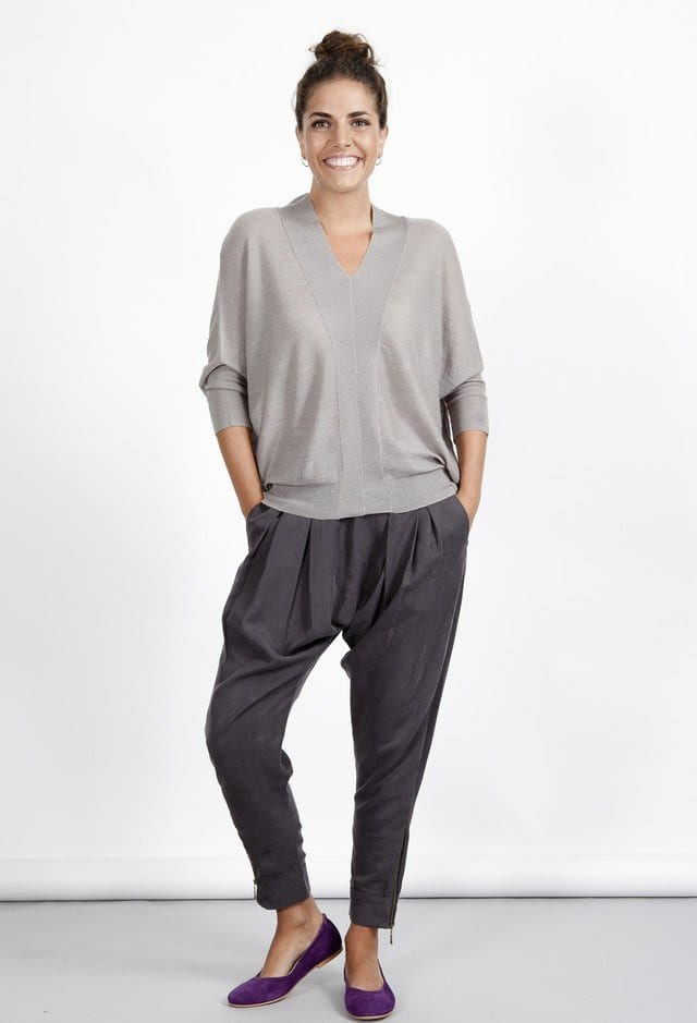 stylish outfits with Baggy pants