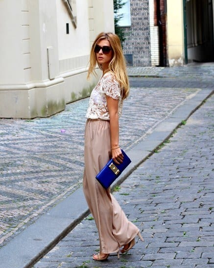 stylish palazzo pants for women