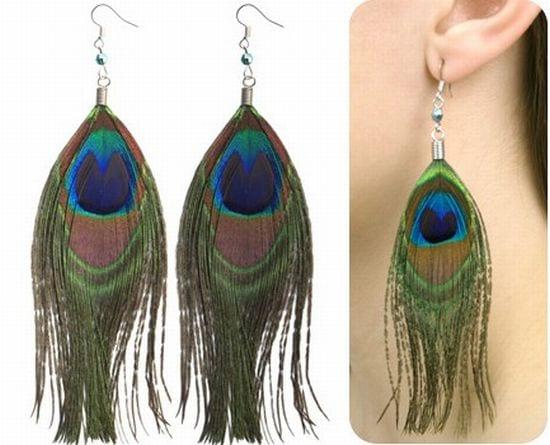 Amazing Feather Earrings