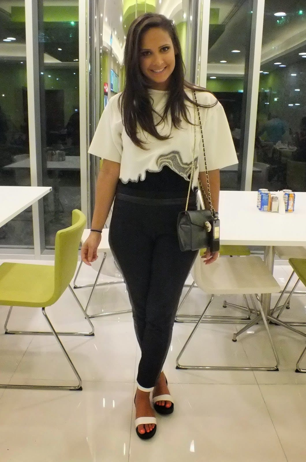 Arab women casual outfits