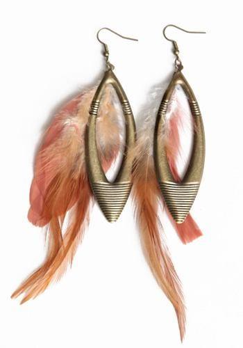 Cute Feather Earrings