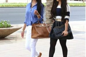 Dubai Casual Fashion women