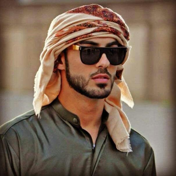 Omar Borkan sunglasses