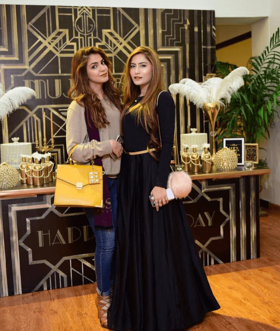most stylish pakistani girls