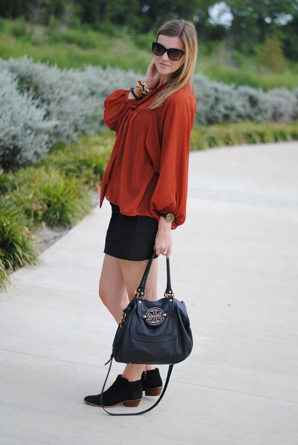 Stylish outfits for pregnant women