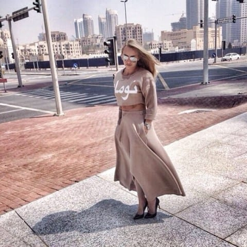 Stylish dubai fashion ideas