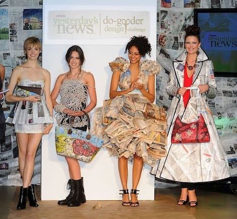 The-paper-dress