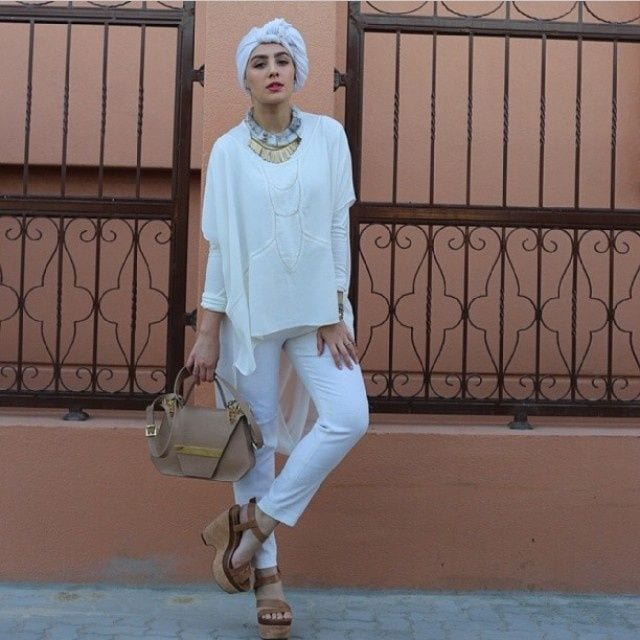 1fb146e595ff Summer Hijab Style Tips-20 Summer Outfits to Wear with Hijab