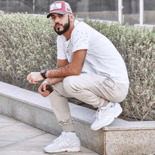 omar borkan latest images