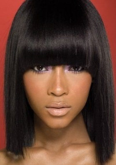 Bob Hair cut black girls