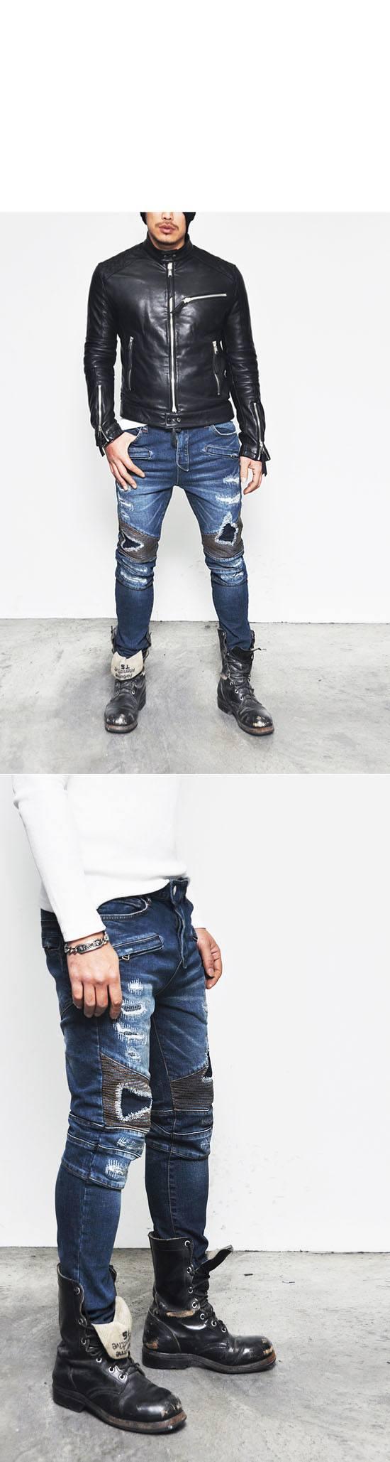 Funky Jeans Skinny Men