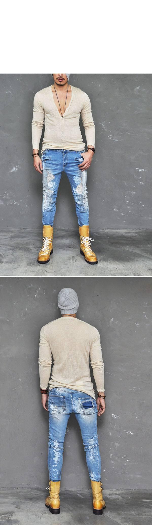 Funky Jeans Teenage boys