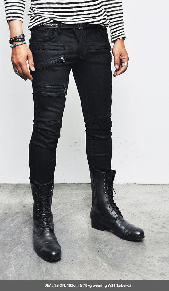 Black Skinny Jeans Boys