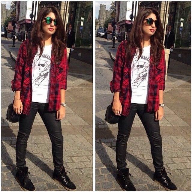 charming Teenage Girls Styles Part - 13: Pakistani Girls Style