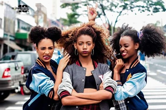 21 Cute And Trendy Hairstyles For Black Teenage Girls: 20 Cute Hairstyles For Black Teenage Girls