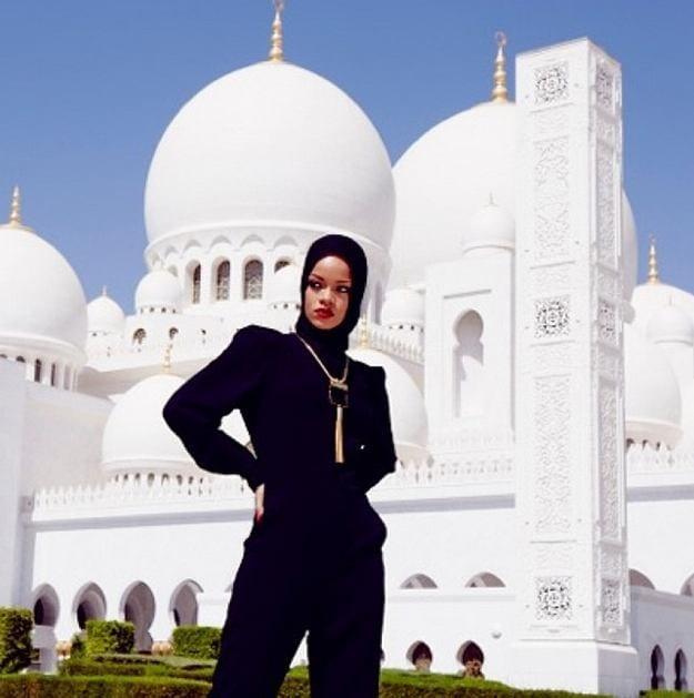 American Celebrites in Hijab