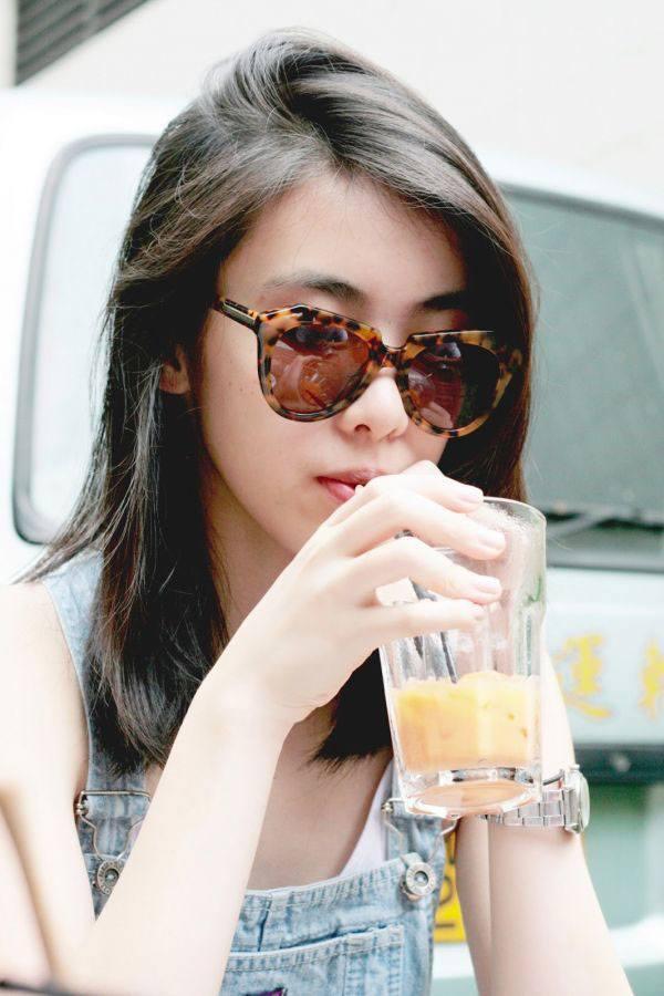 Animal print sunglasses girls