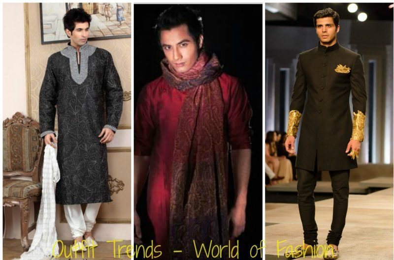Best Mehndi Dresses for Pakistani men