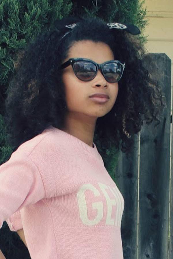 Cat Eye Sunglasses teenage girls