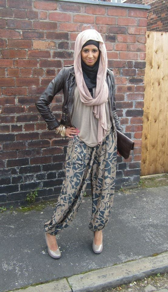 Funky Hijab Trends
